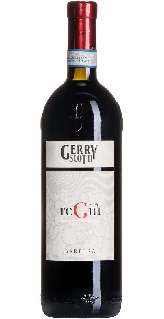 "Barbera REGIU' ""GERRY SCOTTI"" DOC"