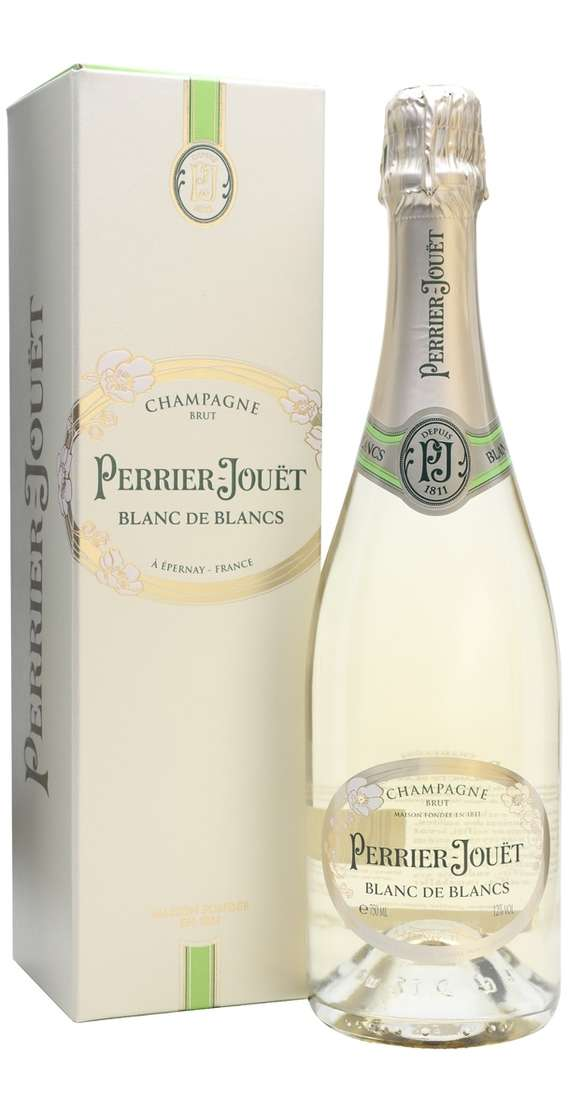 Champagne BLANC DE BLANCS in Box