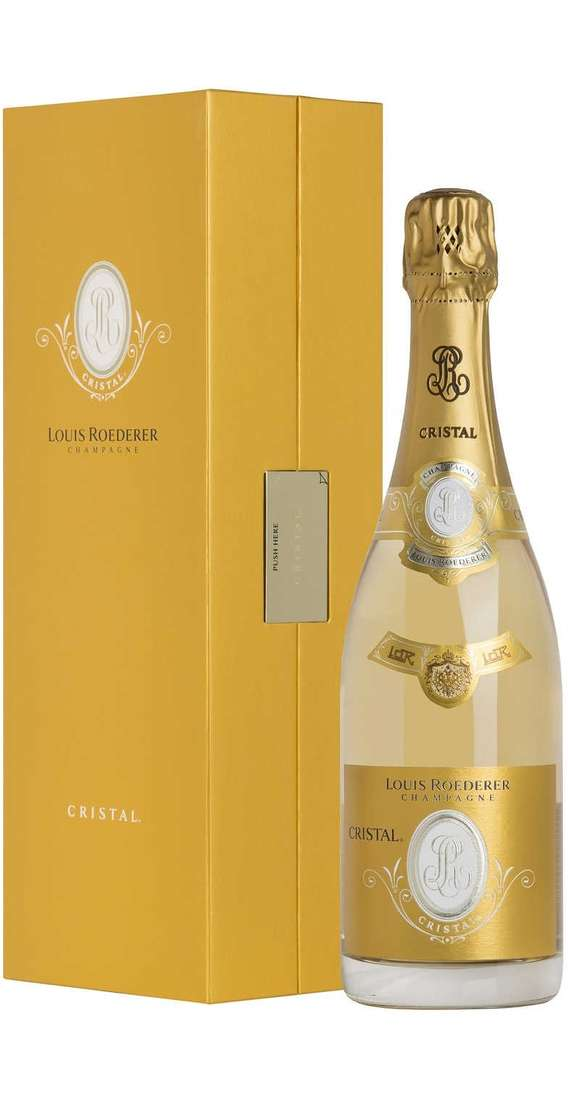 "Champagne Brut ""Cristal"" 2008 in Box"