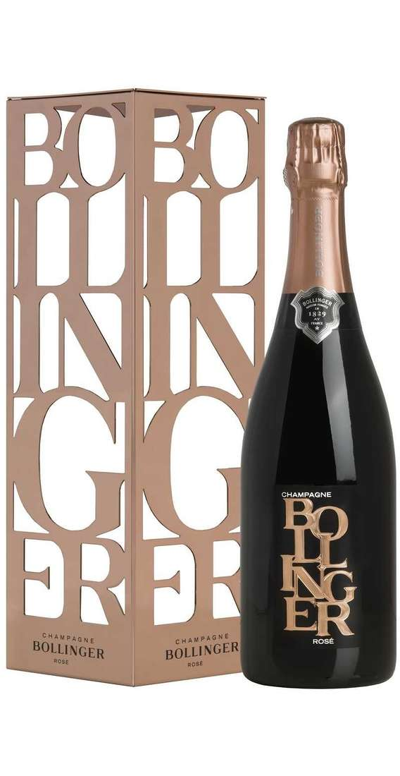 Champagne Brut Rosé 2006 Limited Edition in Box