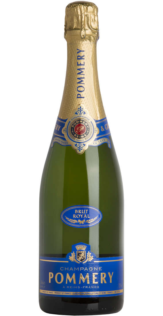 "Champagne BRUT ""ROYAL"""