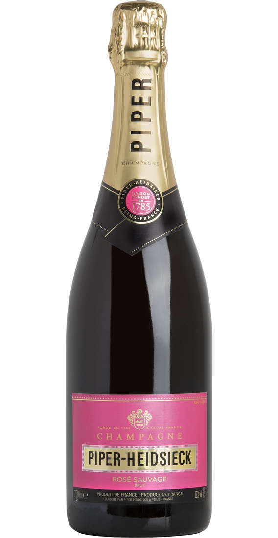 Champagne Rosé Sauvage Brut