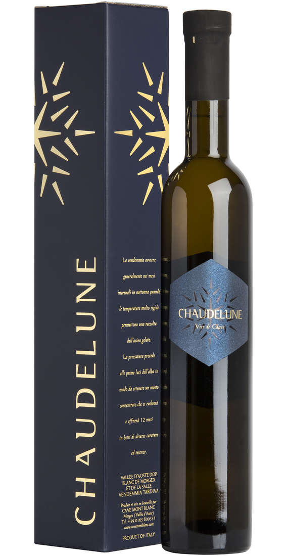 Chaudelune Vin de Glace DOC in Box