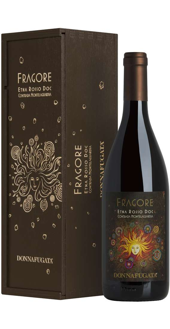 """Etna Rosso """"FRAGORE"""" DOC in Wooden Box"""