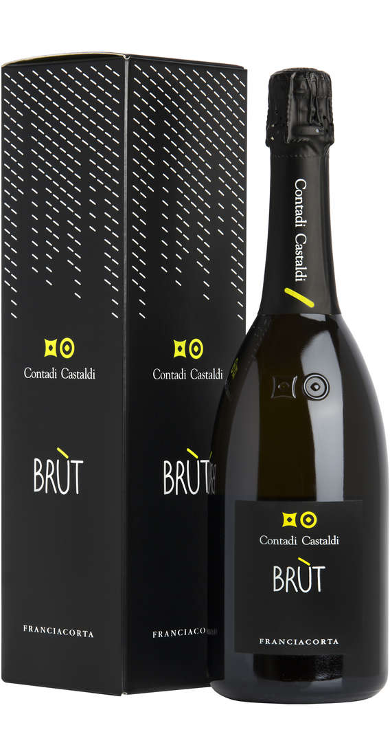 Franciacorta Brut DOCG in Box