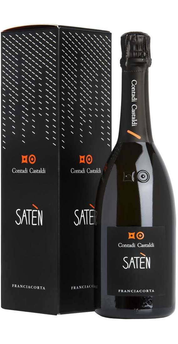 Franciacorta Saten Millesimato DOCG in Box
