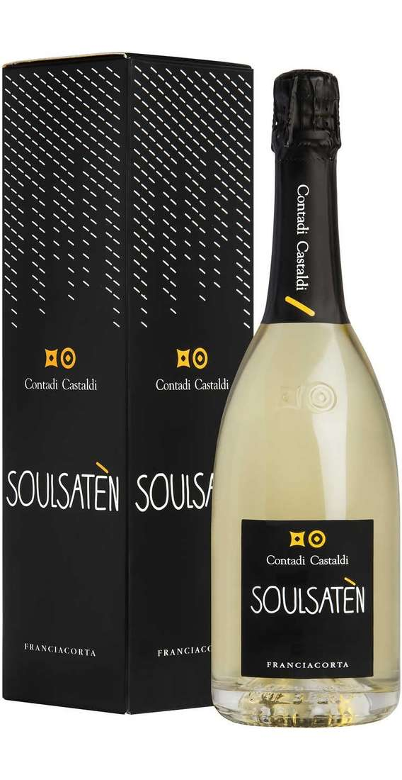 Franciacorta Soul Saten Millesimato DOCG in Box