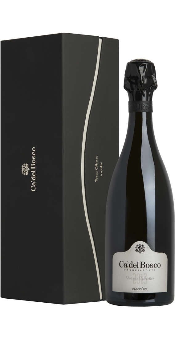 Franciacorta VINTAGE COLLECTION SATEN in Box