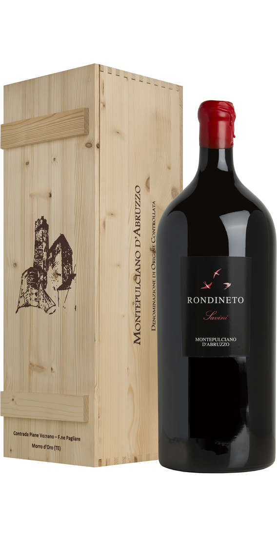 Impériale Magnum 6 Liters Montepulciano d'Abruzzo in Wooden Box
