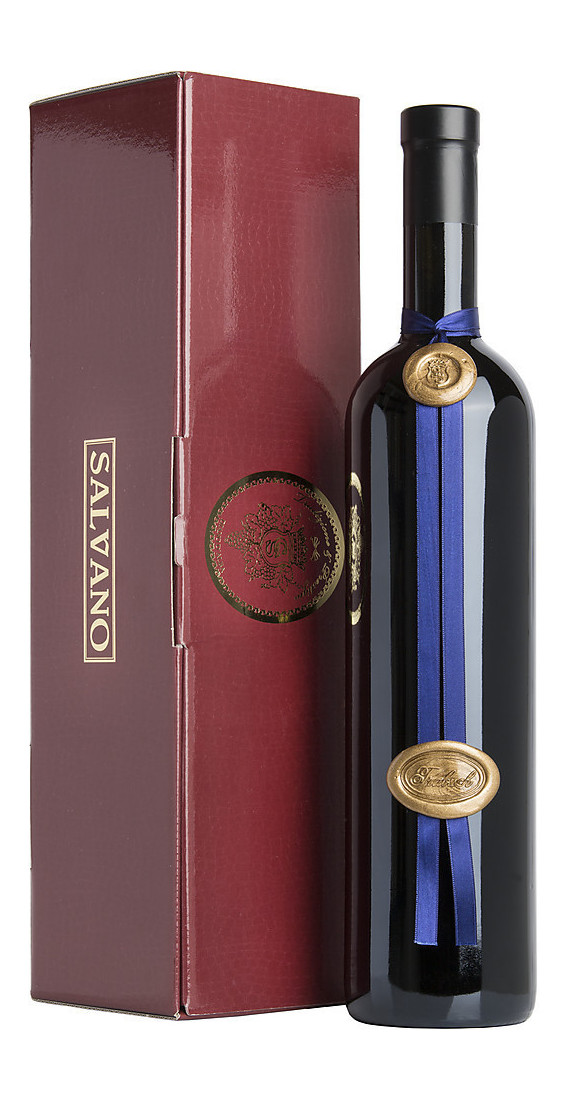 """Magnum 1,5 Liter Langhe Rosso DOC """"Trabuch"""" in Box"""