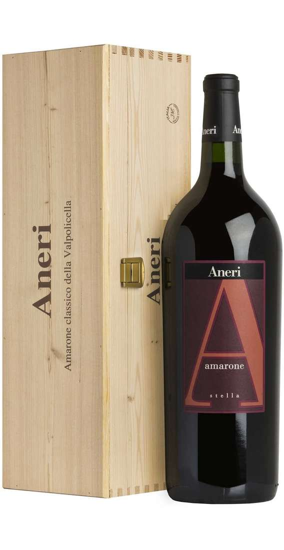 Magnum 1,5 Liters Amarone della Valpolicella DOC 2010 In Wooden Box