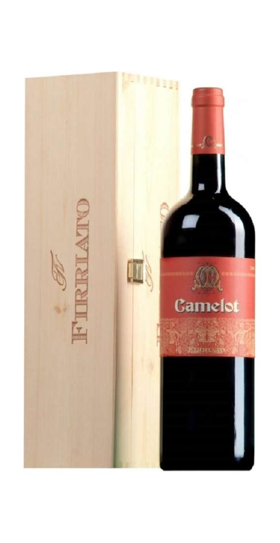 Magnum 1,5 liters CAMELOT in Wooden Box