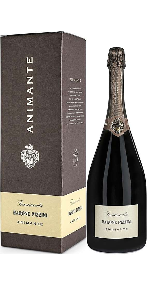 Magnum 1,5 Liters Franciacorta Brut ANIMANTE DOCG in Box