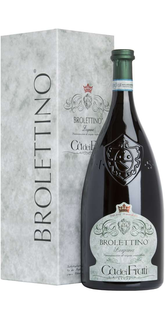 "Magnum 1,5 Liters Lugana ""Brolettino"" DOC in Box"
