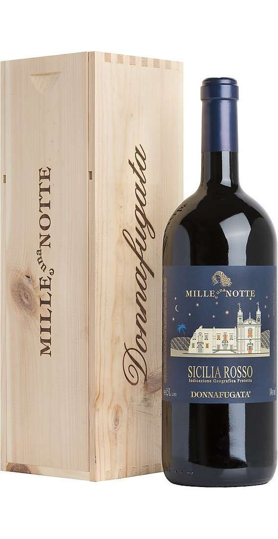 Magnum 1,5 Liters Mille e una Notte DOP in Wooden Box