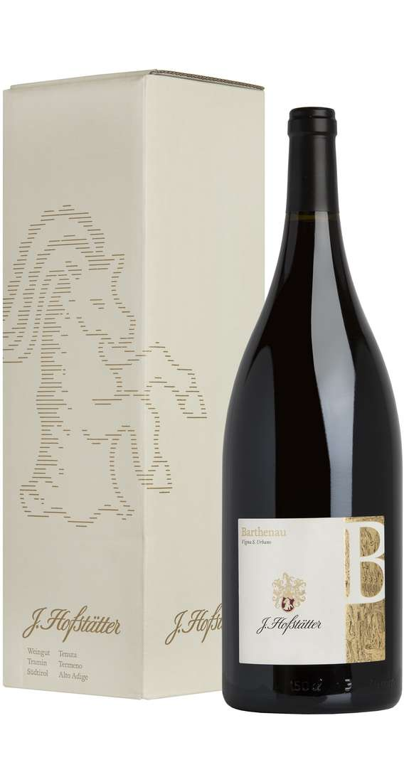 "Magnum 1,5 Liters Pinot Nero ""Barthenau Vigna S. Urbano"" DOC in Box"
