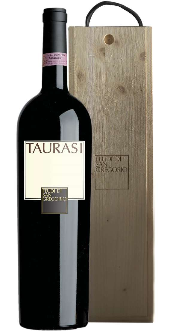 Magnum 1,5 liters Taurasi DOCG 2013 in Wooden Box