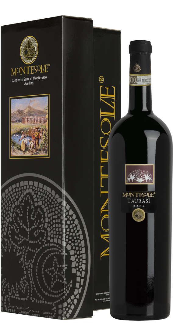 Magnum 1,5 liters Taurasi DOCG in Box