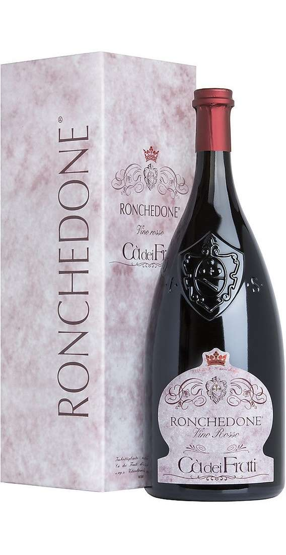 "Magnum 1,5 Liters Vino Rosso ""Ronchedone"" in Box"