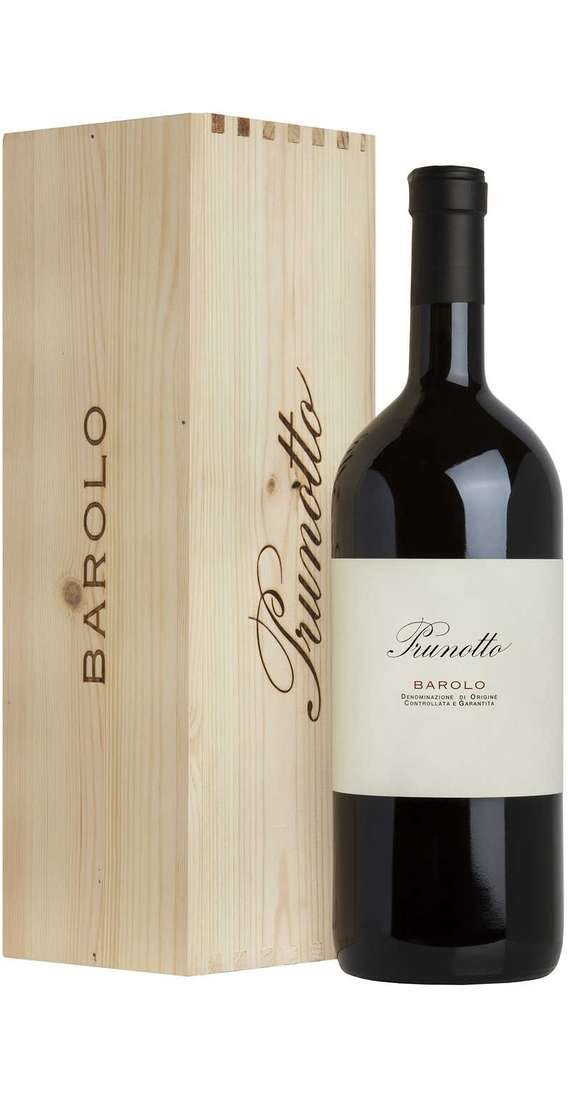 Magnum Barolo 1,5 Liters DOCG in Wooden Box