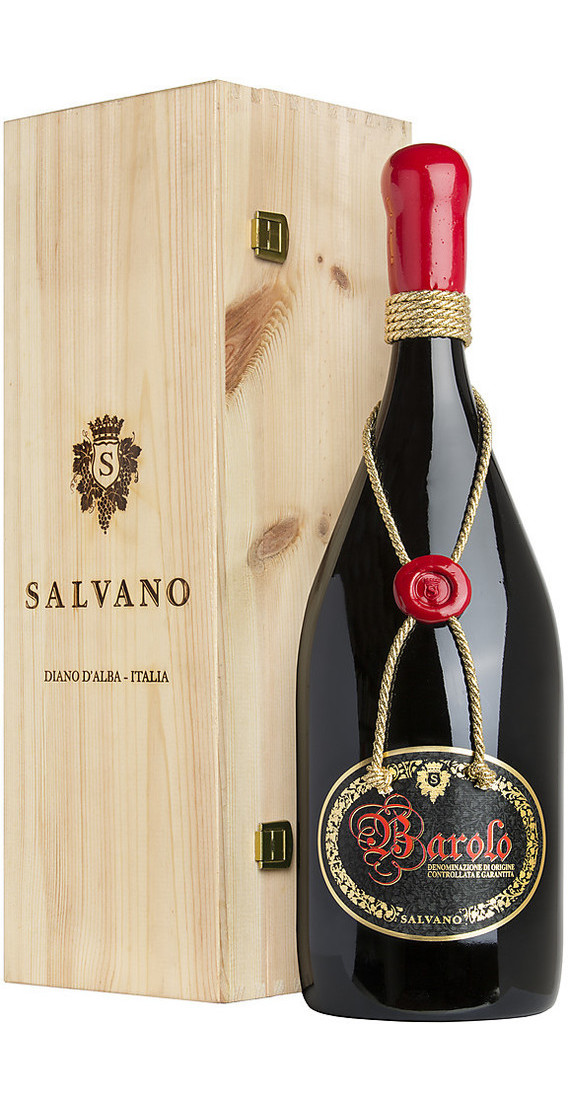 Magnum Double 3 liters Barolo in Wooden Box