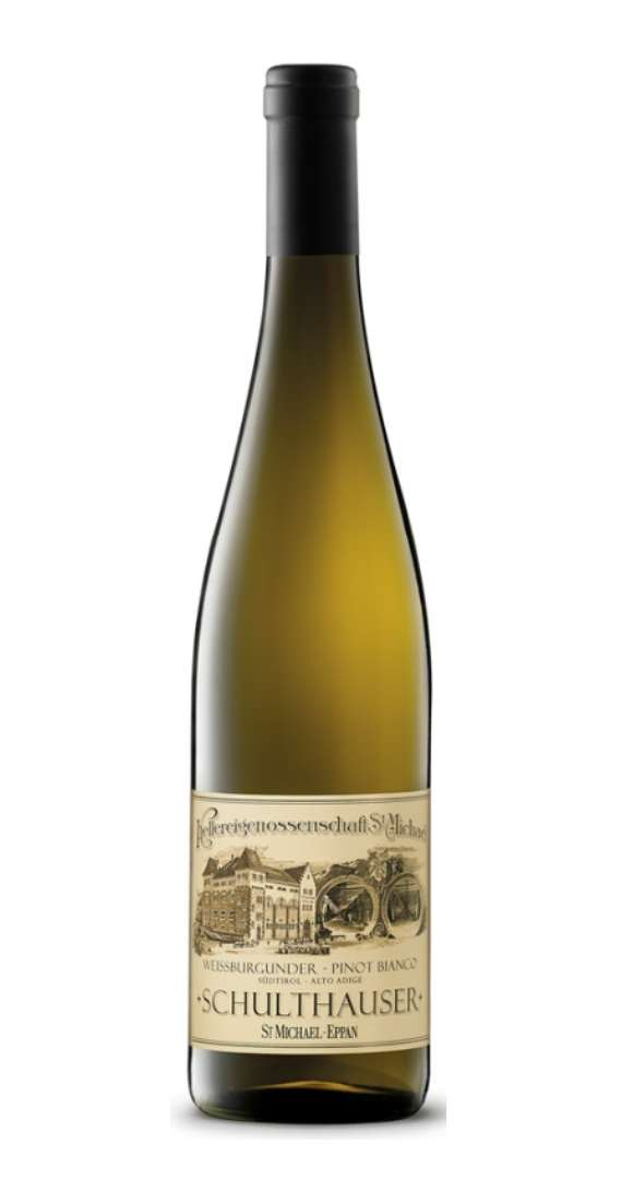 """Pinot Bianco """"SCHULTHAUSER"""" DOC"""