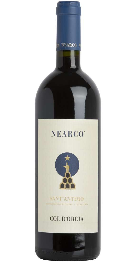 """Sant'Antimo Rosso """"Nearco """" DOC"""