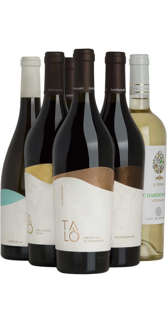 Selection 6 Wines