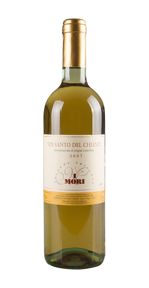 Vin Santo Del Chianti DOC 2007 (Bottle 375 ml)